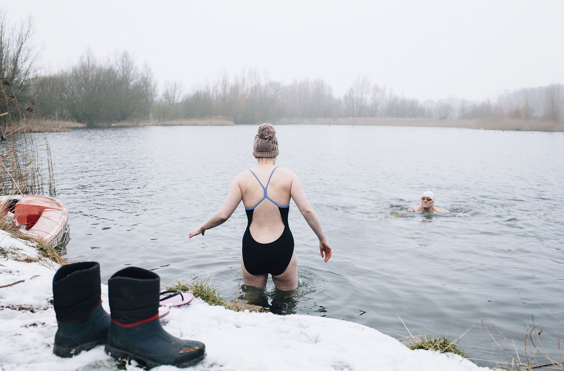Wild swimming in Oxfordshire