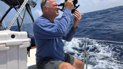 John Kretschmer: Sailing through the wilderness