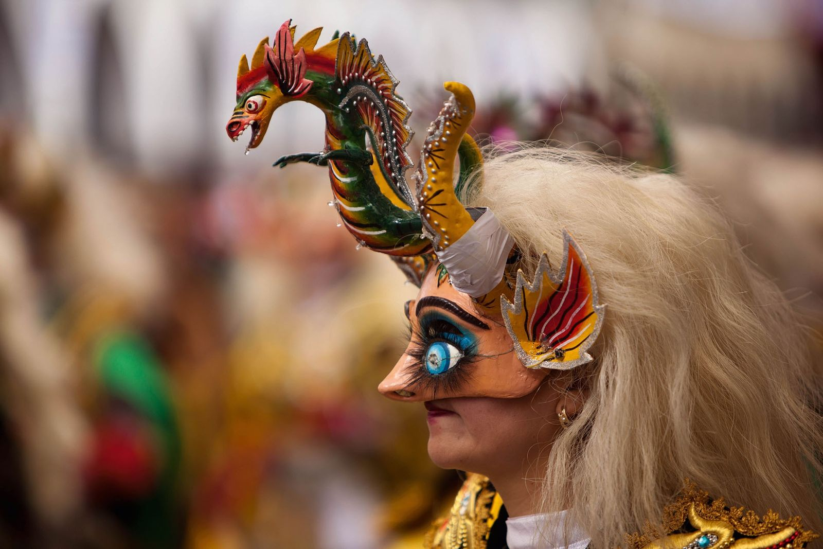 Ask the experts: where to go for carnival in South America