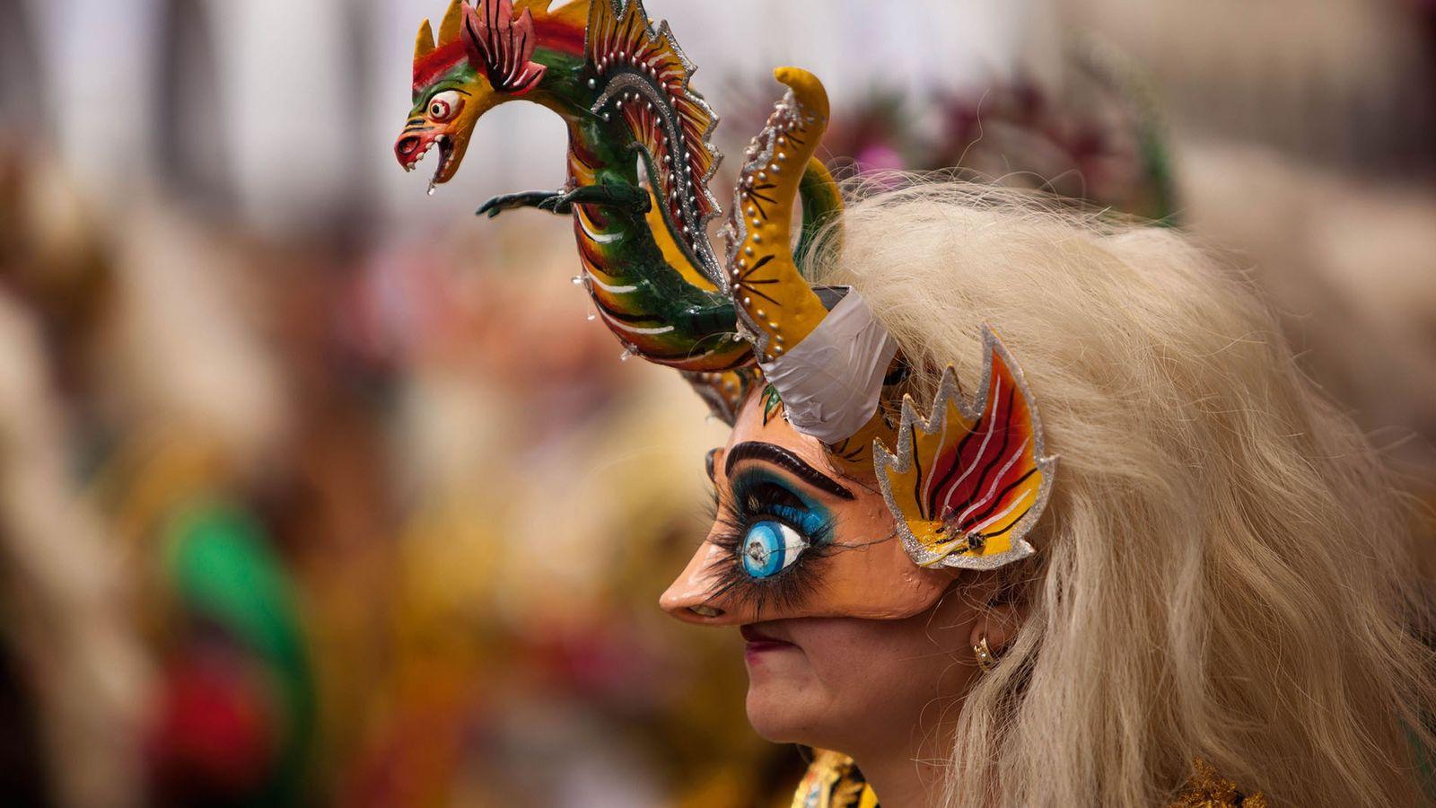 Carnaval de Oruro, Bolivia.