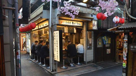 Omoide Yokochō, Shinjuku.