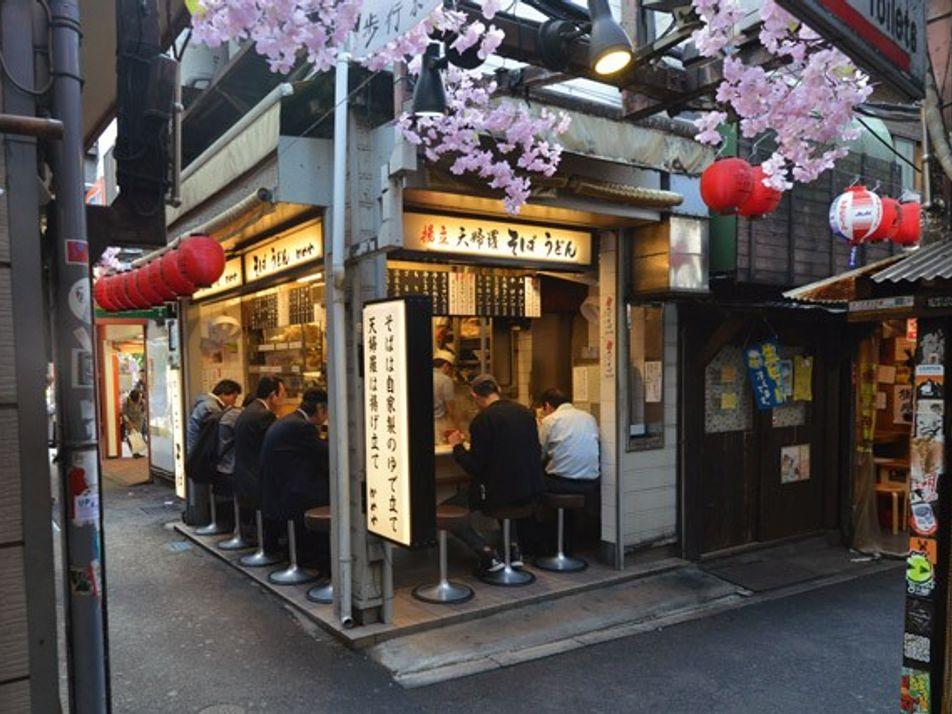 City life: Tokyo
