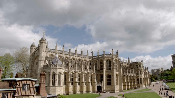 Operation Royal Wedding: St. George's Chapel