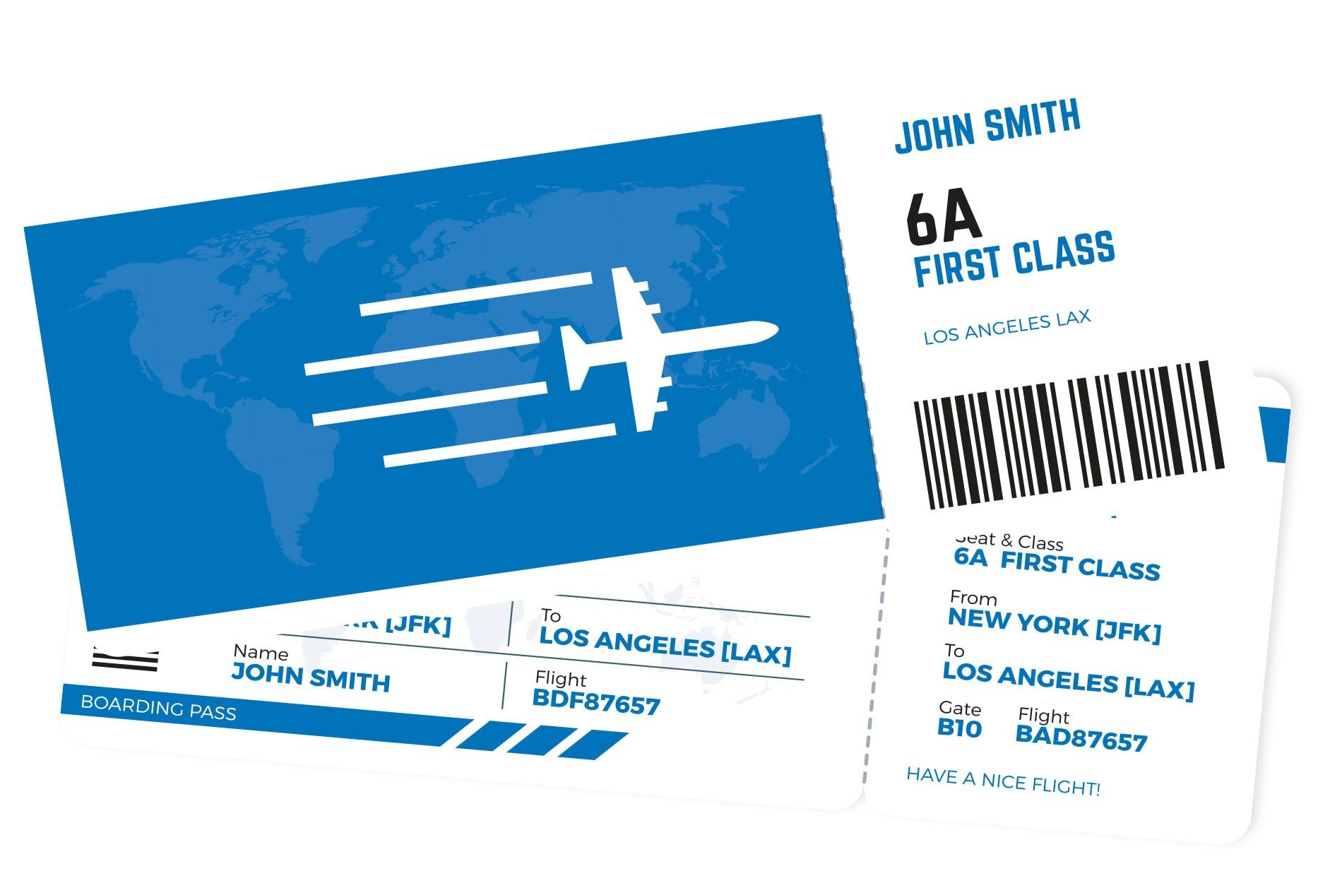 Frequent flyer: Amending a passenger's name on a plane ticket | National Geographic