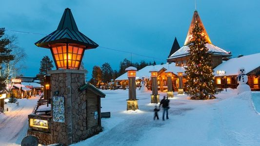 The (not so) rough guide to Lapland in winter