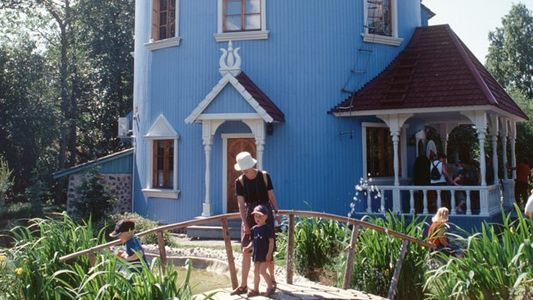 Moomin Mayhem: In the footsteps of Tove Jansson