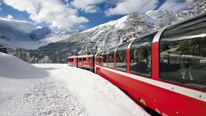 7  ways to ride the rails into Europe