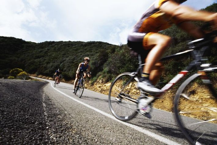 Long-distance cycling