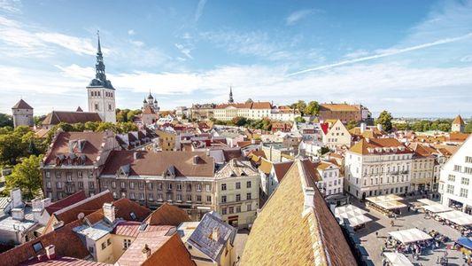 City life: Tallinn