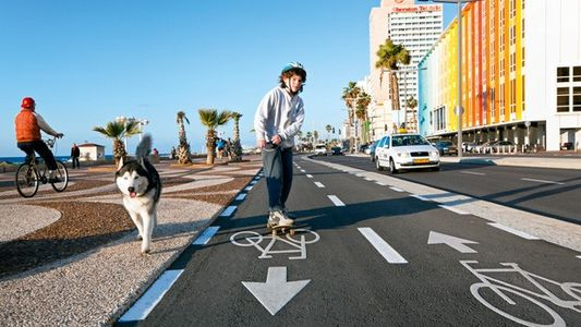 City life: Tel Aviv