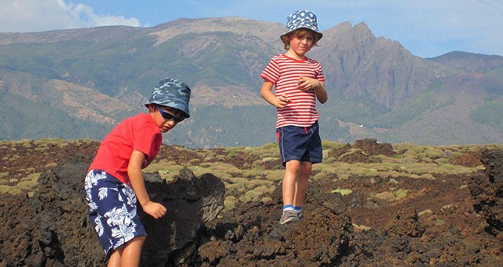 Tenerife: Volcano walking