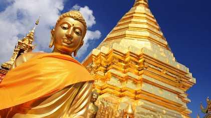 Thailand: Temple tantrums