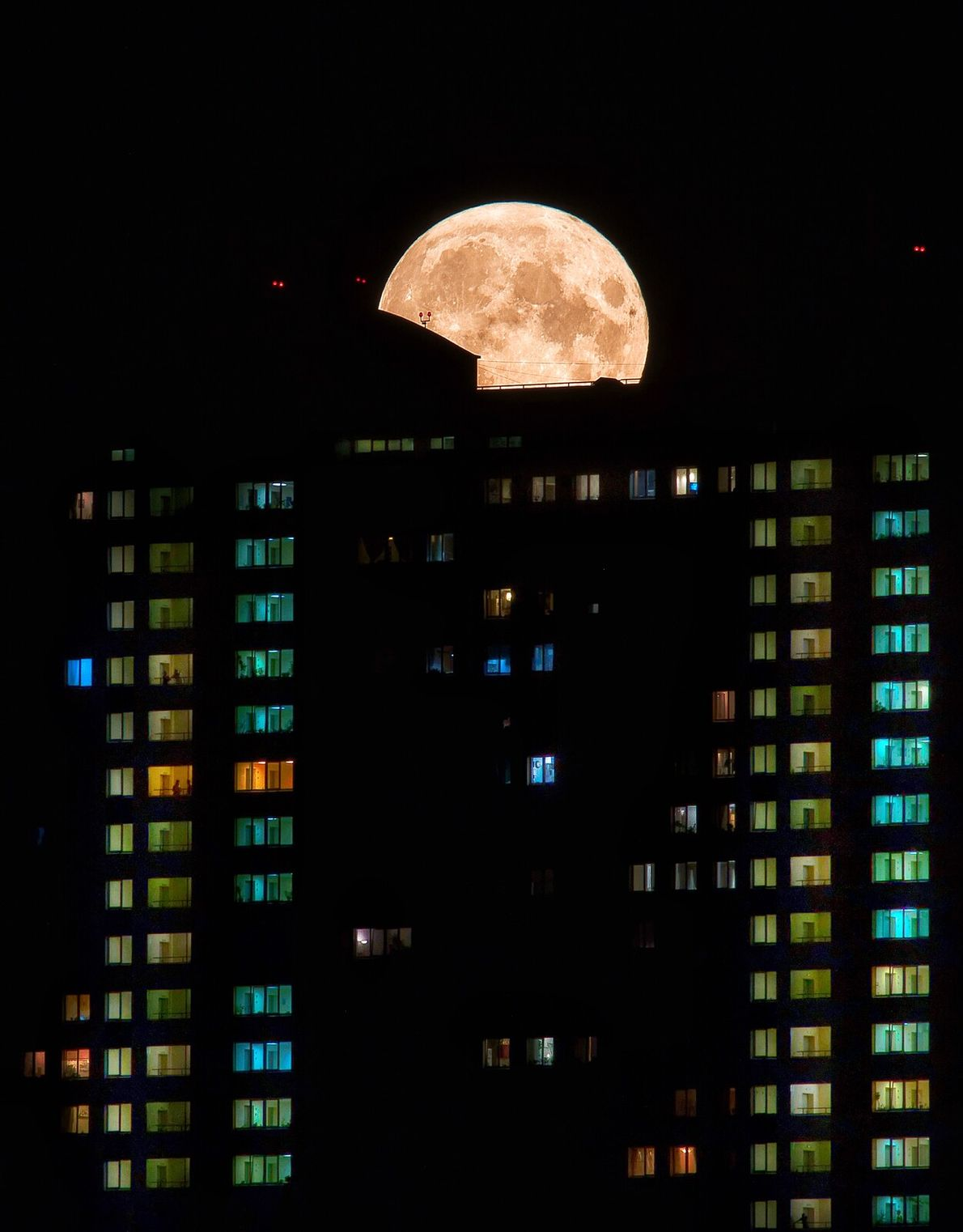 'The Full Moon in July is called the 'Thunder Moon' because of the frequency of thunderstorms,' ...