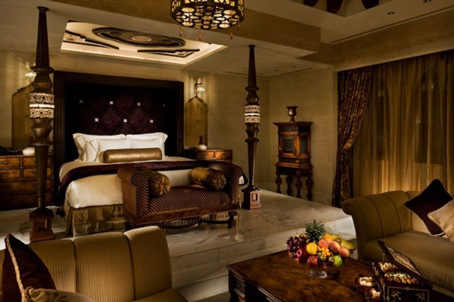 Royal Suite, The Sharq Village and Spa, Doha