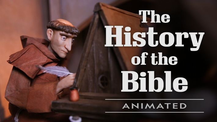 The History of the Bible, Animated