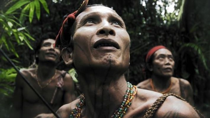 The Mentawai tribe