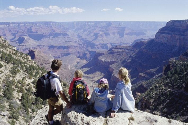 Grand Canyon National Park. Image: Superstock