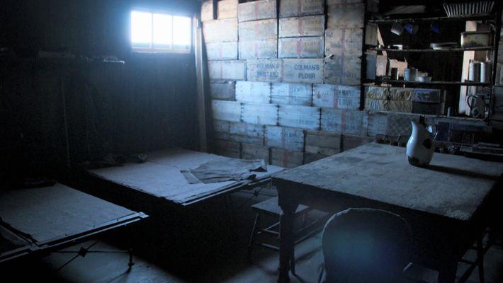 Time Travel: Captain Scott's Hut