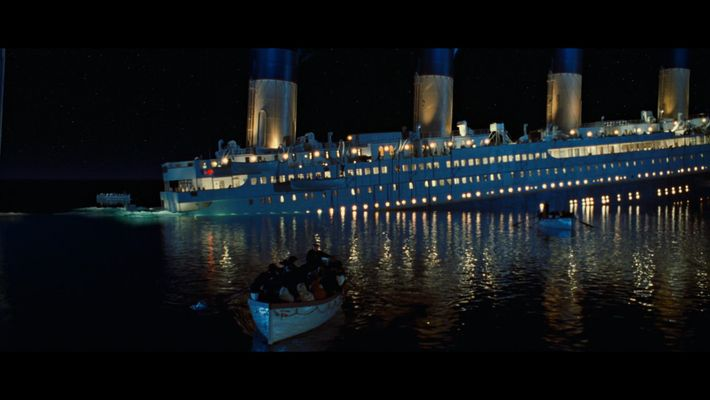Titanic The Inside Story of The Making of The Movie