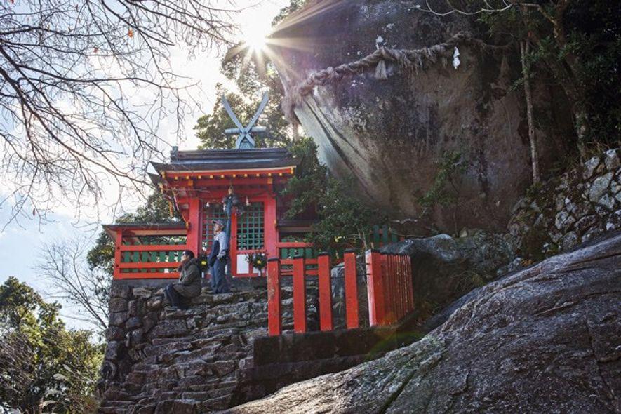 The Kumano Kodo, Japan