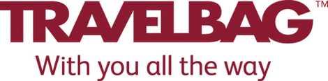 Travelbag logo (event sponsor)