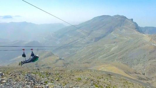 Ride the World's Longest Zipline in the UAE