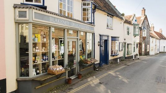 Stay at home: North Norfolk