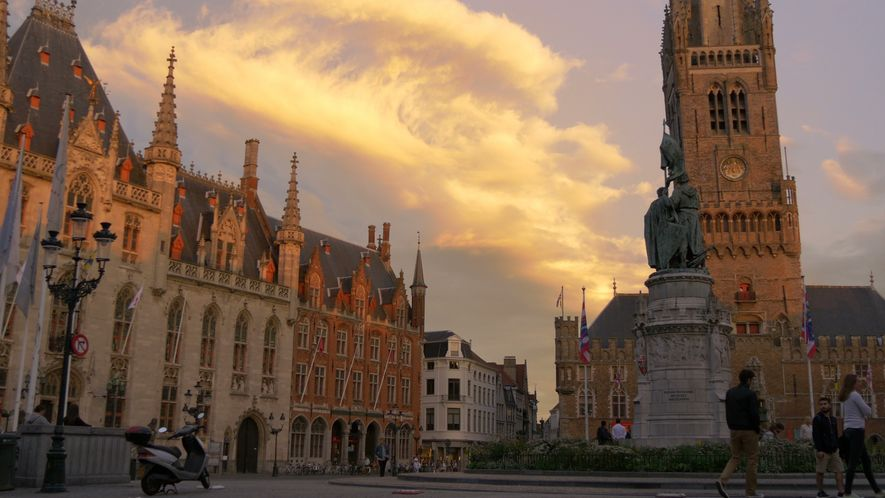 Experience Medieval Art and Architecture in Picturesque Bruges