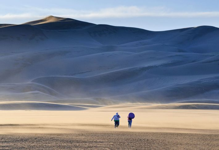 Star Dune, Great Sand Dunes National Park