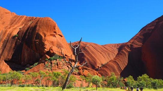 Australia: Uluru – a vision in the desert