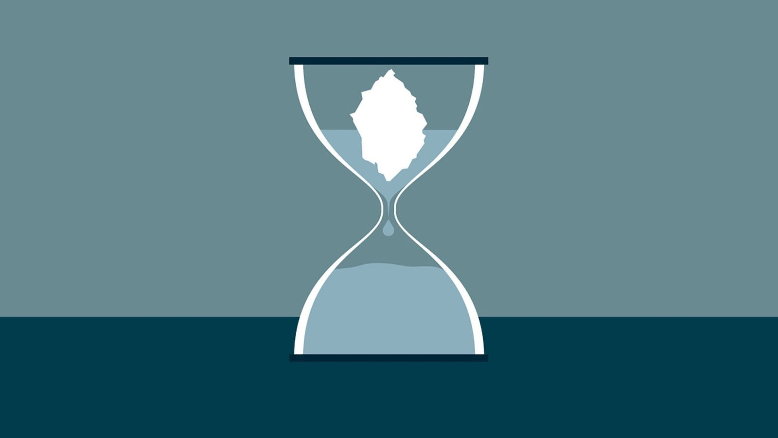 When it comes to climate change, the clock's ticking...