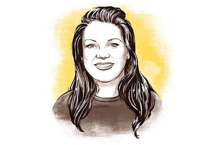 Lydia Ruffles