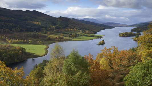 Britain's Best Autumn Views: Time For A Gold Rush