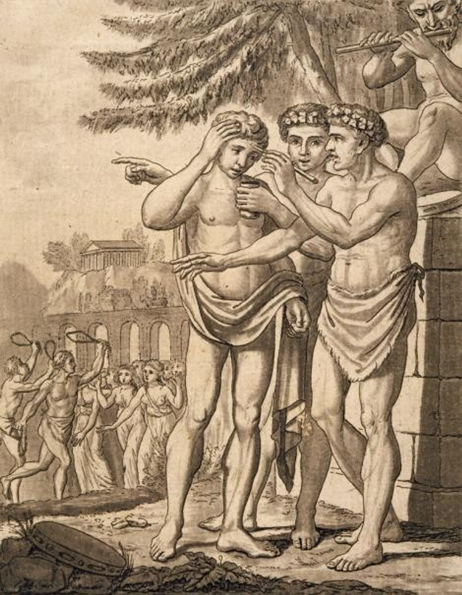 Valentine's Day: A History of Naked Romans, Paganism and Whips!