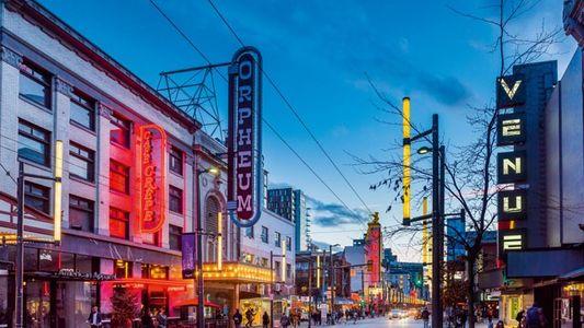 City life: Vancouver
