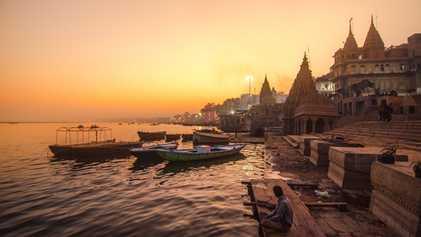 India: Life and death in Varanasi
