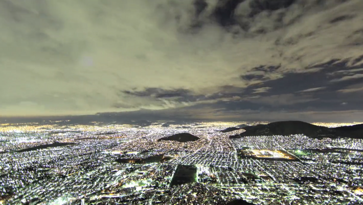 Mexico City Aerial – video of the week