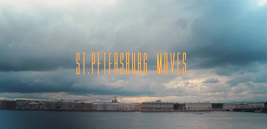 Video of the week St Petersburg