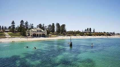 Top 5 beaches in Western Australia