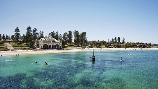 Top 5 beaches in Western Australia