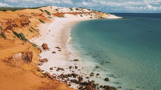 Exploring Western Australia's Coral Coast