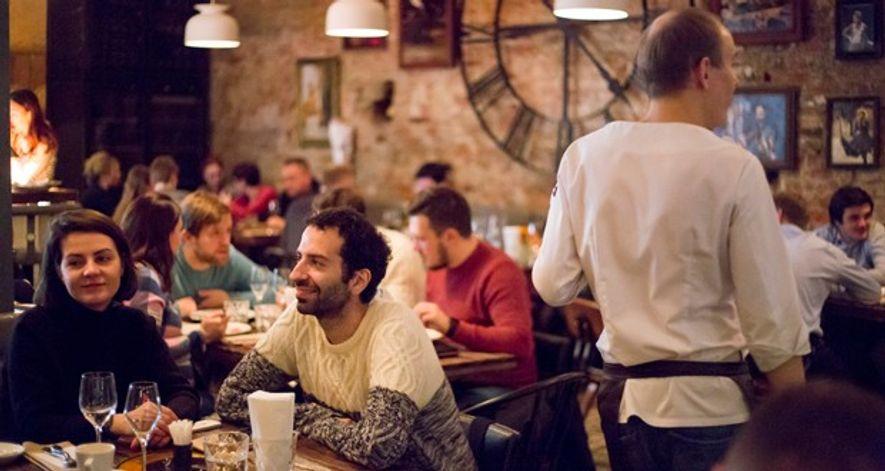 St Petersburg's restaurant revolution