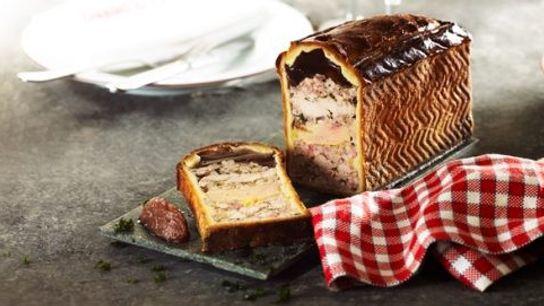 Pate en croute. Image: Julien Bouvier