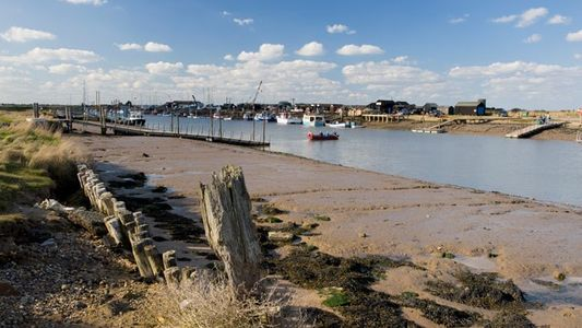 Suffolk: Row back in time