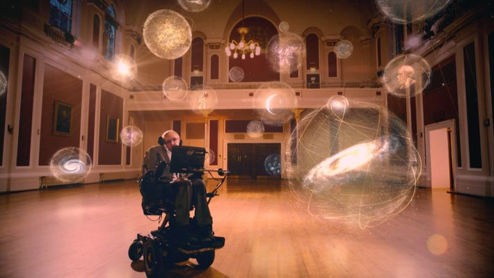 Stephen Hawking: We all have questions