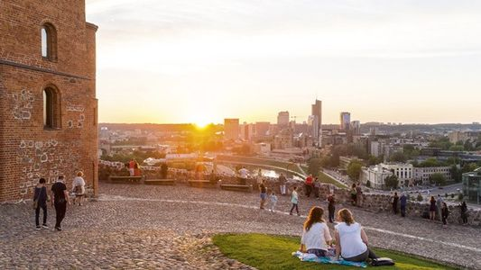 Lithuania: A long weekend in Vilnius