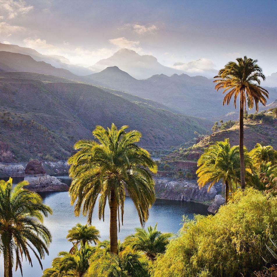 A weekend in Gran Canaria