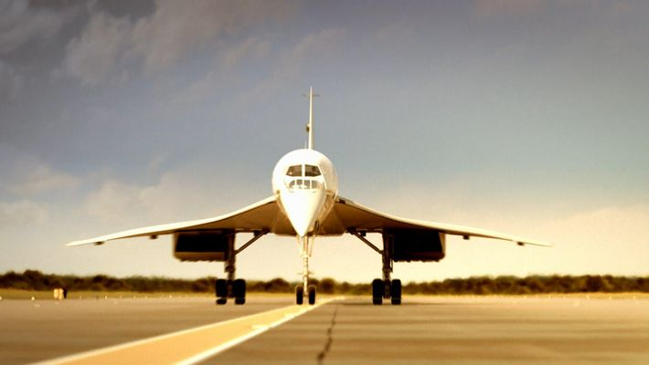 Why the Concorde crashed