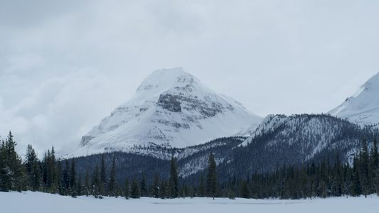 Winter Adventures in Canadian Rockies