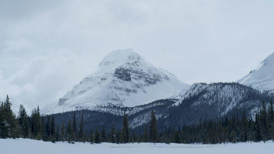 Winter Adventures in Canadian Rockies